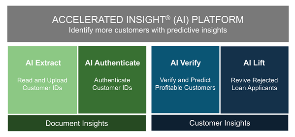 The Accelitas Accelerated Insight Platform for Customer Identity Intelligence