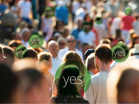 "Customer Identity Intelligence helps businesses say ""yes"" more often."
